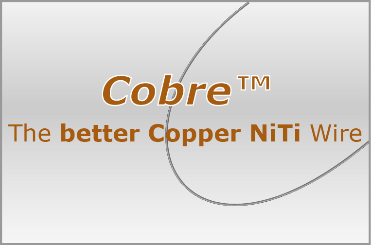 Copper Nickel Titanium Wire